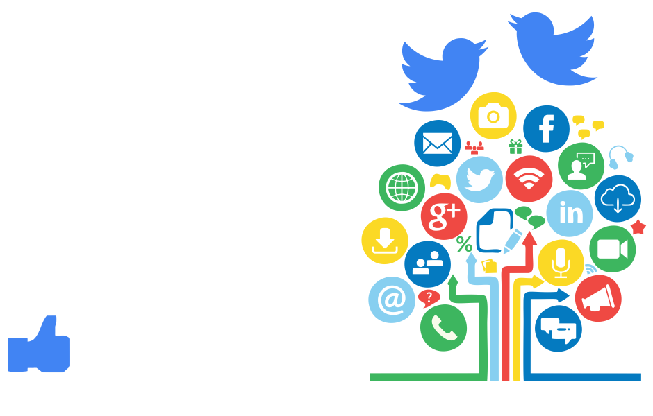 SOCIAL MEDIA 'el boca a boca online' Sé parte del día a día de tus clientes y contagiá la pasión que tenes por tu Empresa.