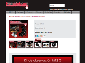 Diseño Web - E-commerce