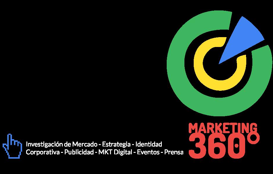Marketing 360. Negocios Digitales Integramos tecnología. Creatividad y Marketing con una Visión Orientada a resultados concretos para nuestros clientes
